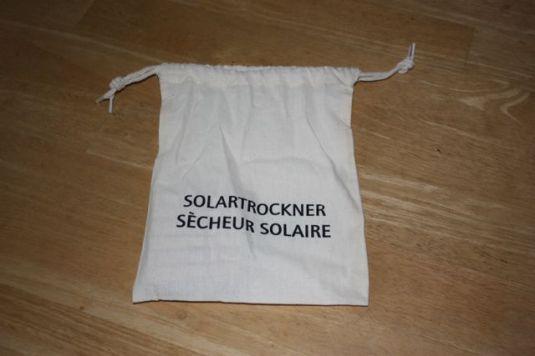 Solartrockner