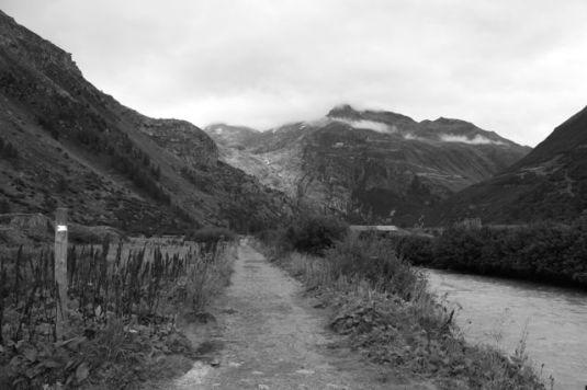 Glacier du Rhone