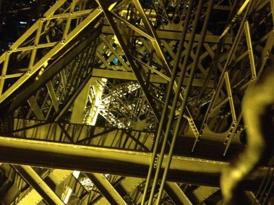 Eiffelgestänge