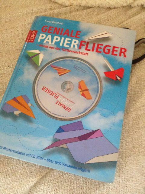 Papierflieger Buch