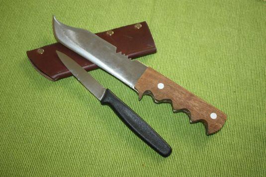 Messer Vergleich