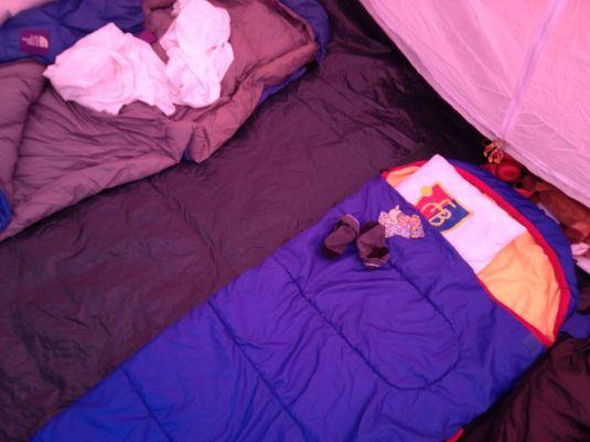 Schlafstätten