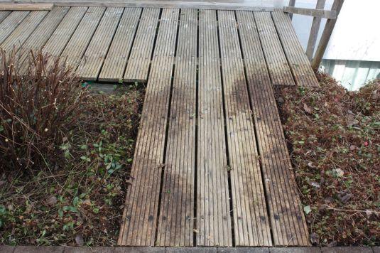 Holzboden nachher