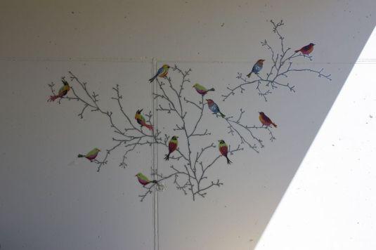Betonvögel