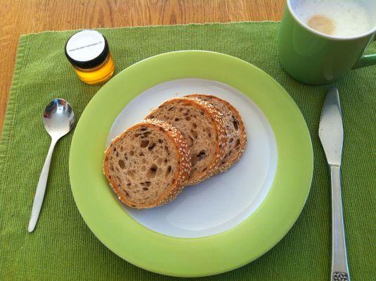 2. Frühstück