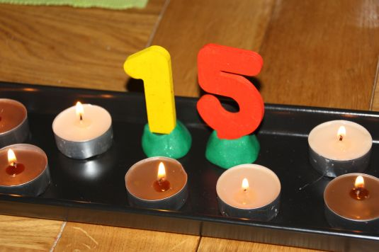 15. Geburtstag